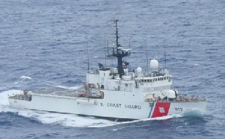 U.S. Coast Guard Cutter Legare