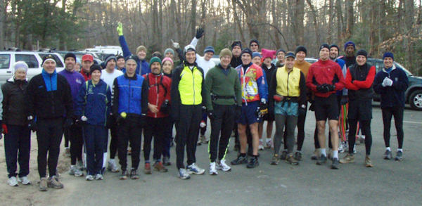 Group at start
