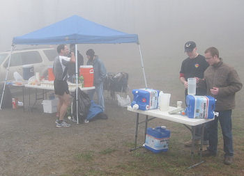 Aid Station