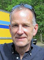 VHTRC President Alan Gowen