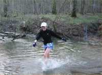 First Stream Crossing at the Bull Run Run