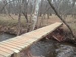 New Bridge at Ordway Road