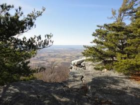 View from Bird Knob